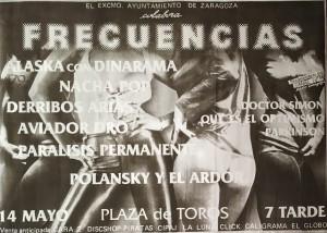 DDAA Zaragoza 14 Mayo 1983